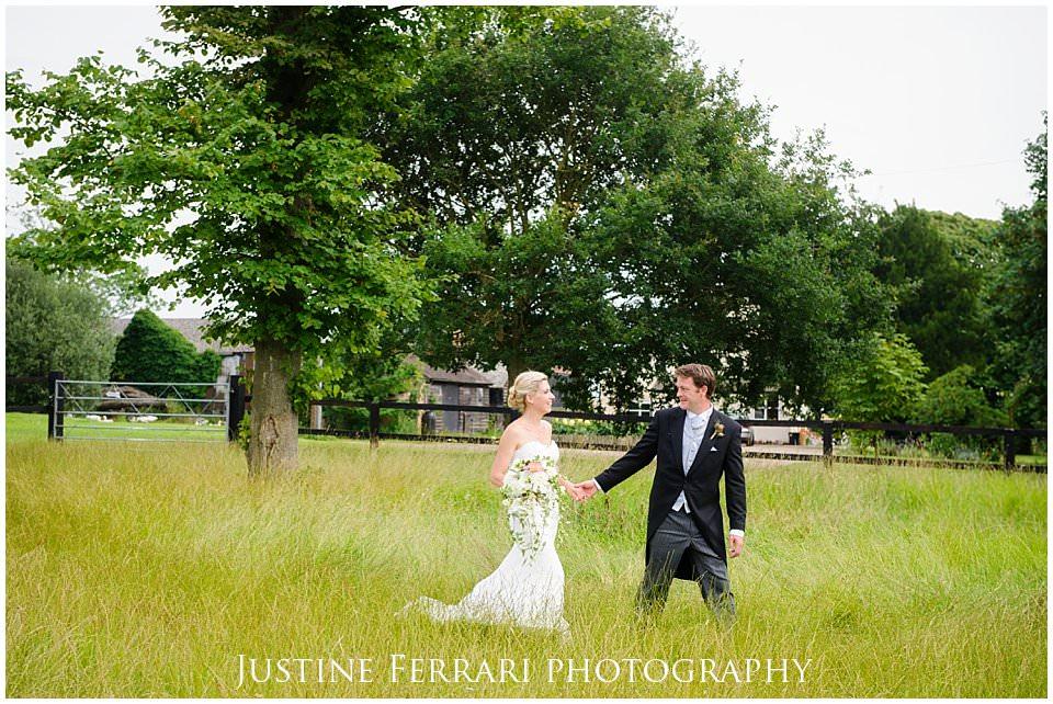 Wedding On The Family Farm In Suffolk