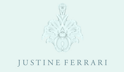 Justine Ferrari Photography logo